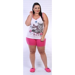 Short doll regata Plus Size 1761