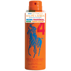 """Ralph Laurent"" Big Ponny Get'n Go 4 Body Spray"
