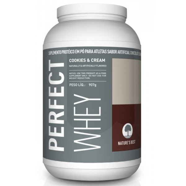 """""""Nature's Best"""" Whey Protein Perfect - 907g"""