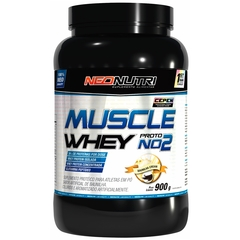 """NeoNutri"" Muscle Whey Protein NO2 - 900g"