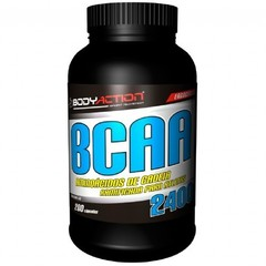 """Body Action"" BCAA 2400 - 200caps"