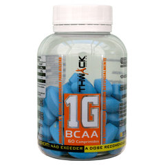 """Body Action"" BCAA 1G - 120caps"