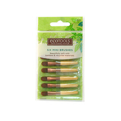 """Ecotools"" Baboo Brush - 6 mini 1223"