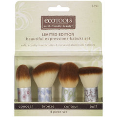 """Ecotools"" Beautiful Expressions Kabuki Set"