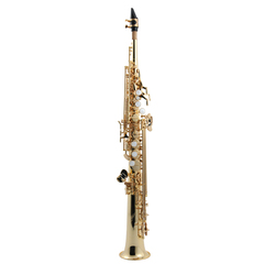 Saxofone Soprano Bb -  Si bemol WERIL SPECTRA IV dourado sem estojo A978G0